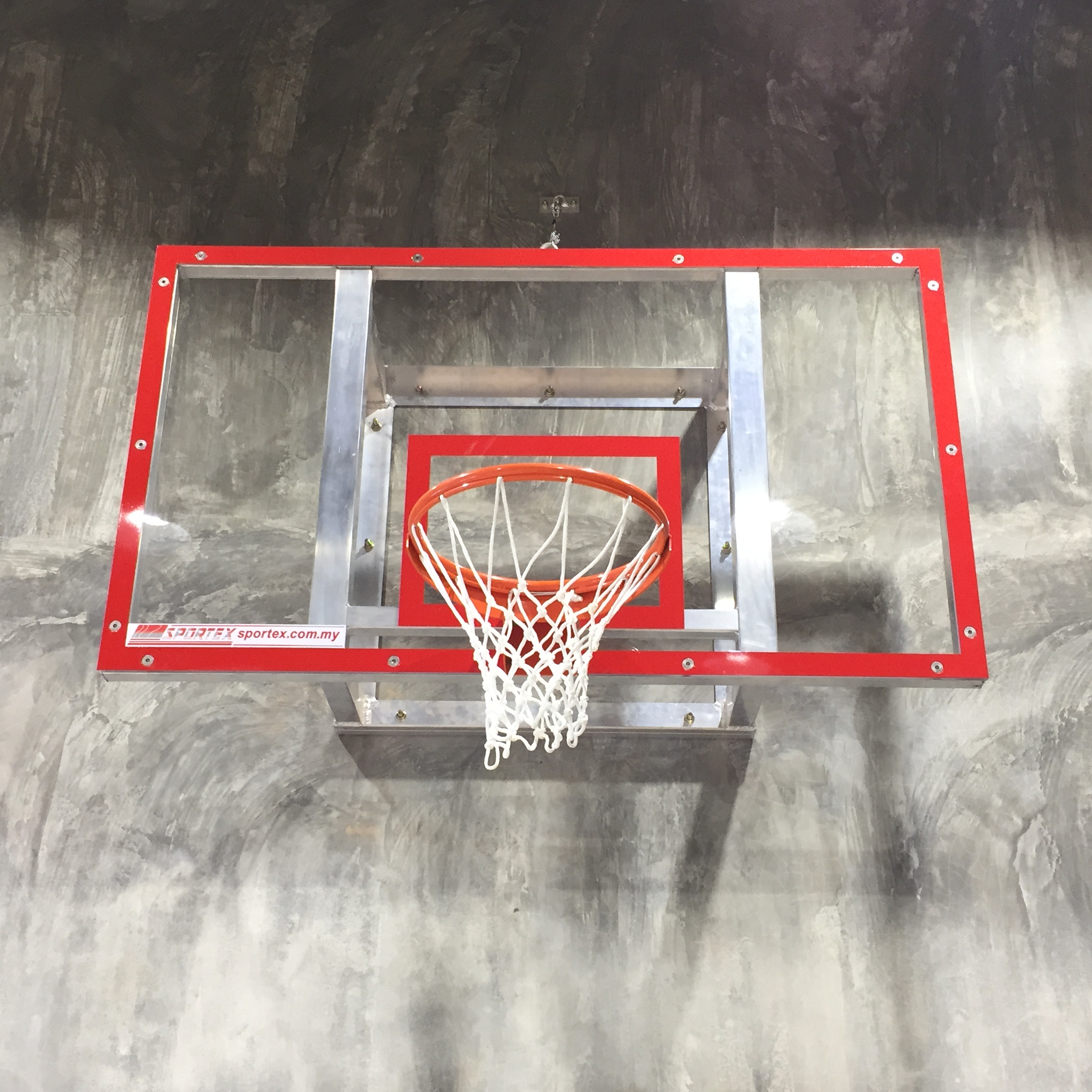 Basketball Wall Mounted NON FOLDABLE