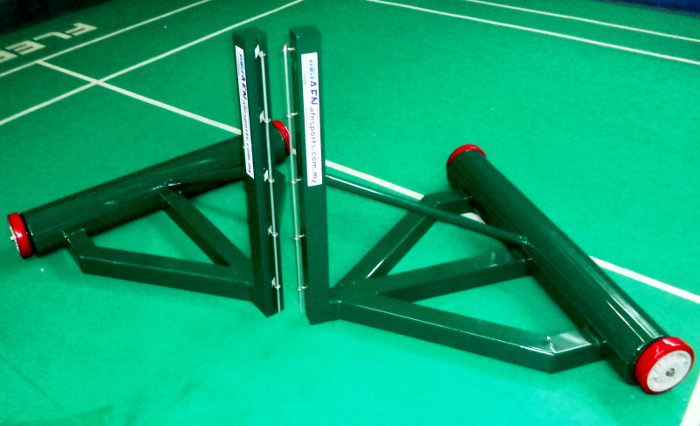 Tennis Post Mobile Model T Base (120kg)