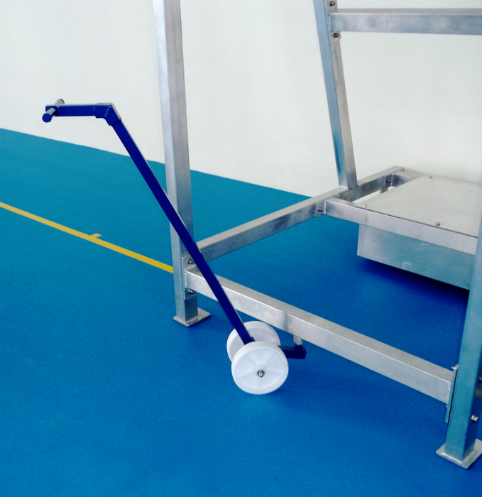 Lifting Roller - Basketball Mobile System