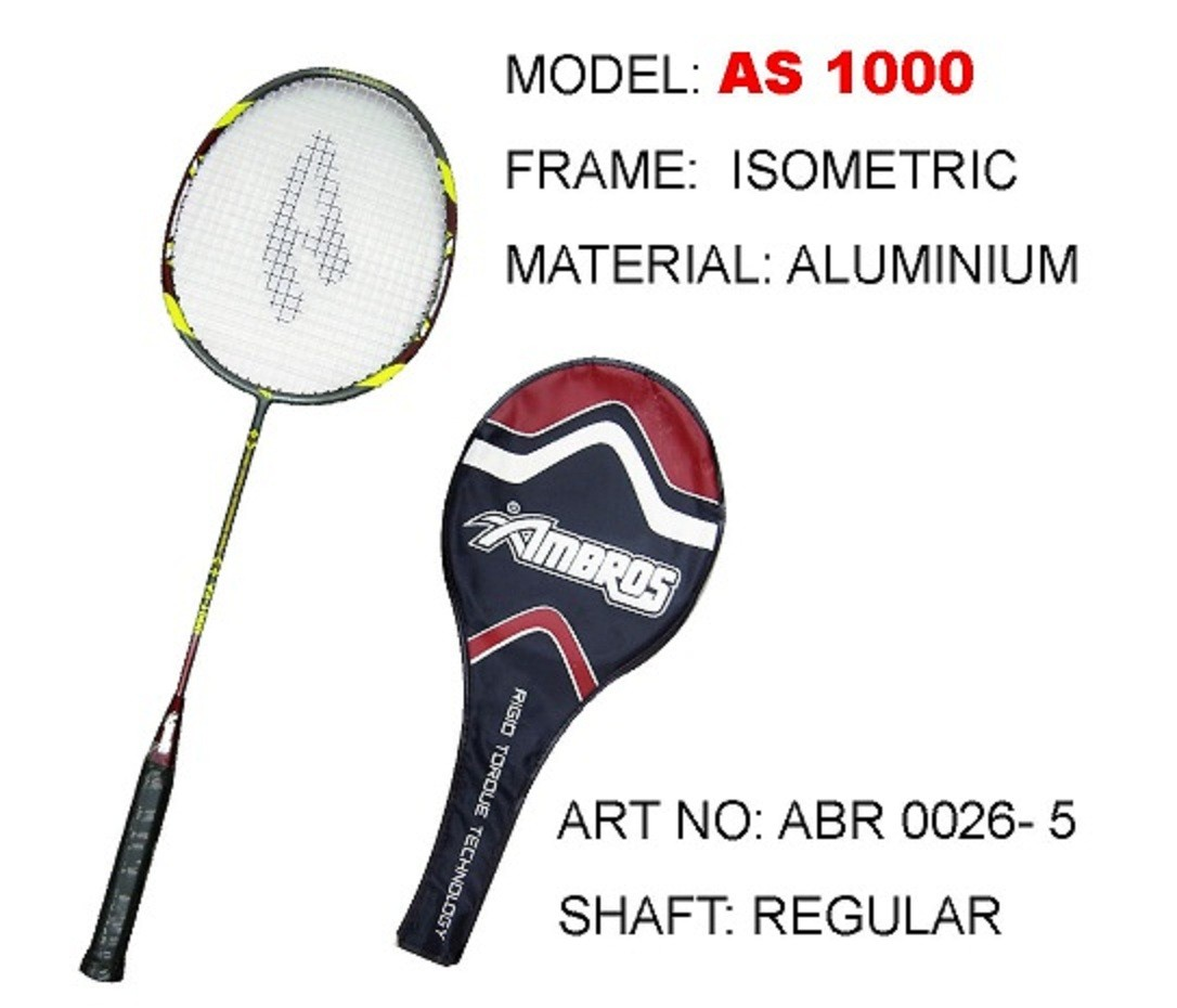 Ambros Badminton Racket AS 1000