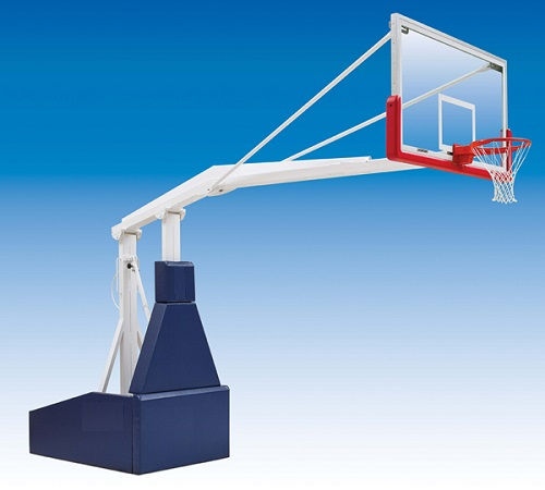 Aluminium Basketball Post